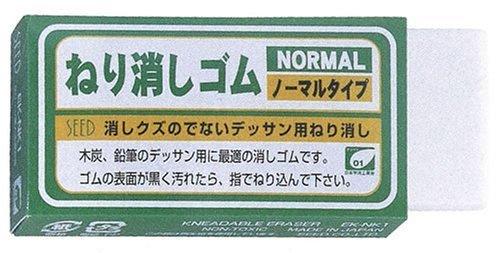 シード ねり消しゴムノーマル EK-NK1