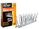 Bird-X SP-10-NR Bird Spikes Kit