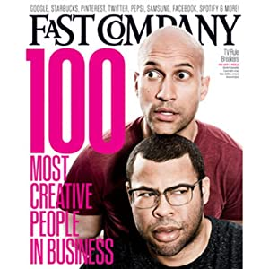 Audible Fast Company, June 2013 Periodical
