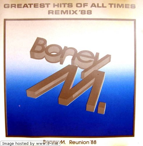 Boney M - Greatest Hits Of All Times (R - Zortam Music