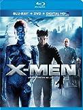X-Men (Bilingual) [Blu-ray + DVD]