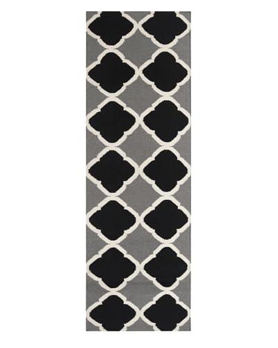Surya Frontier Rug, Ivory/Gray/Dark Forest, 2' 6 x 8' Runner