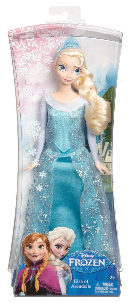 barbie doll elsa