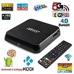 Henscoqi M8S Plus TV Box Amlogic S812...