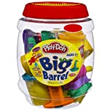 Hasbro - 334357862 - Loisir Cr�atif - Play Doh - Baril Transparent Playpar Hasbro