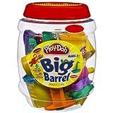 Hasbro - 334357862 - Loisir Cr�atif - Play Doh - Baril Transparent Playpar Play-Doh