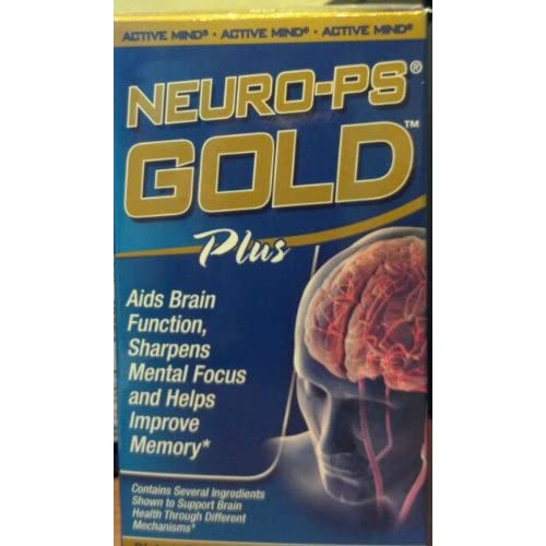 Amazon.com: Vitamin World Neuro-PS Gold Plus, 90 Softgels