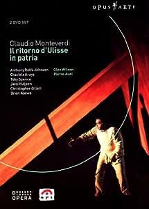 Claudio Monteverdi: Il ritorno d'Ulisse in patria [DVD Video] (Sous-titres français) [Import]