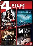 Jennifer S Body / Chronicle / Joy Ride / Martha [DVD] [Region 1] [US Import] [NTSC]
