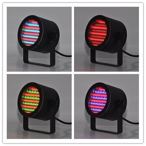 Dmx512 86 Leds Stage Lights For Disco Party Club Bar Dj Ball Bulb Multi Changing Color