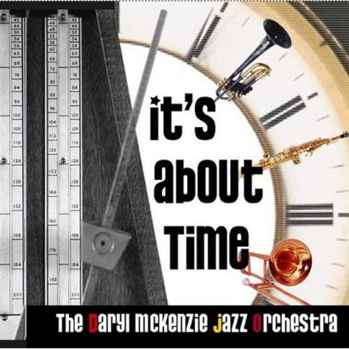 "Featured recording ""It's About Time"""