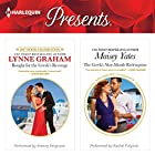 Bought for the Greek's Revenge & The Greek's Nine-Month Redemption Hörbuch von Lynne Graham, Maisey Yates Gesprochen von: Antony Ferguson, Rachel Fulginiti