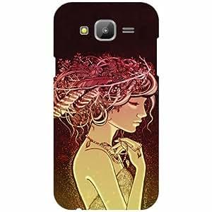Back Cover For Samsung Galaxy J5 -(Printland)