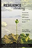 img - for Resilience Thinking: Sustaining Ecosystems and People in a Changing World book / textbook / text book