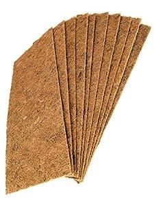 Cocotek Hydroponic Growing Mats - Perfect for Wheatgrass, Barleygrass & Ornamental Grass & Hydroponics