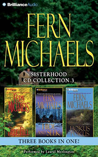Fern Michaels Sisterhood CD Collection 3: Free Fall, Hide and Seek, Hokus Pokus (Sisterhood Series) PDF