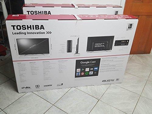 """Toshiba 49"""" LED 2160p 4K"""
