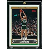 2006 07 Topps Larry Bird Boston Celtics Basketball Card #33 - Mint Condition -... by Topps