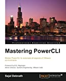 img - for Mastering PowerCLI book / textbook / text book