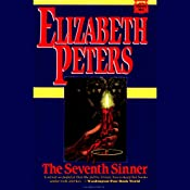 The Seventh Sinner: A Jacqueline Kirby Mystery, Book 1 | Elizabeth Peters