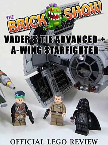 LEGO Vader's TIE Advanced vs. A-Wing Starfighter Review (75150)
