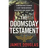 The Doomsday Testamentby James Douglas