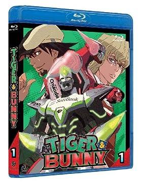 TIGER&BUNNY(タイガー&バニー) 1 [Blu-ray]