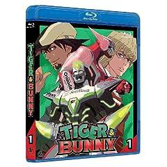 TIGER&BUNNY(�^�C�K�[&�o�j�[) 1 [Blu-ray]