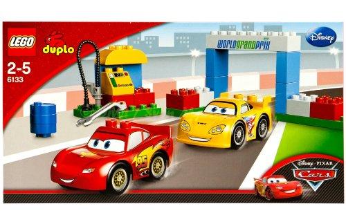 LEGO Duplo 6133 Cars Das Wettrennen