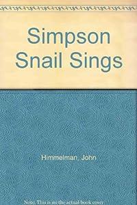Simpson Snail Sings download ebook