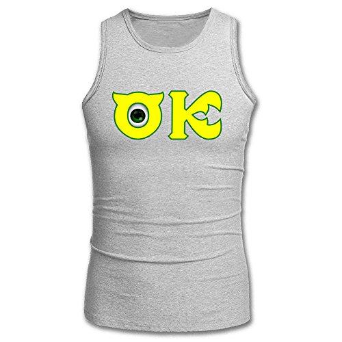OK Oozma Kappa For 2016 Mens Printed Tanks Tops Sleeveless t shirts