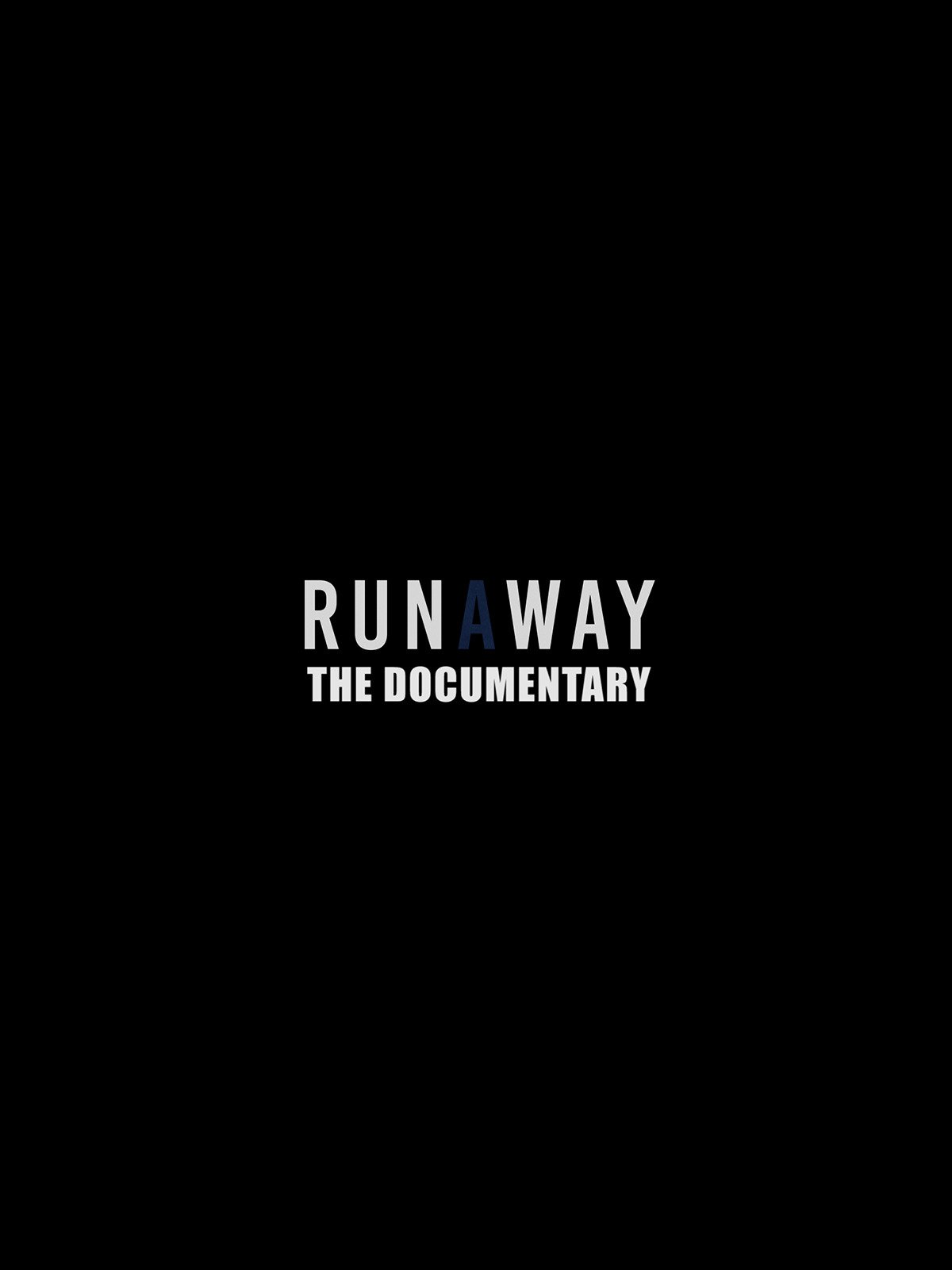 Runaway the documentary on Amazon Prime Video UK