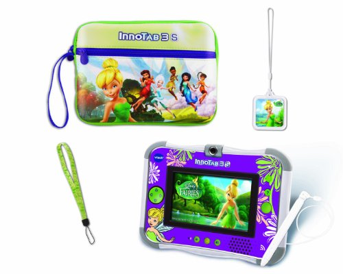 VTech InnoTab 3S Bundle Fairies Tablet (Amazon.com Exclusive) (Vtech Learning Pad compare prices)