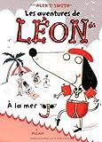 Les aventures de Léon à la mer