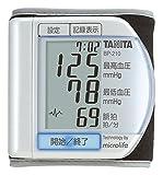 タニタ デジタル血圧計手首式TANITA