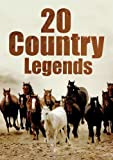 20 Country Legends [DVD] [2012] [Region 1] [US Import] [NTSC]