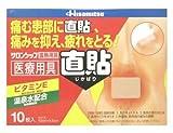 サロンシップ 温熱用具 直貼 10枚入