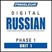 Russian Phase 1, Unit 01: Learn to Speak and Understand Russian with Pimsleur Language Programs | [Pimsleur]