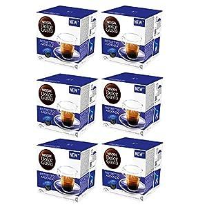Nescafe Dolce Gusto Ristretto Ardenza 6x16 Coffee Pods (96 Capsules)