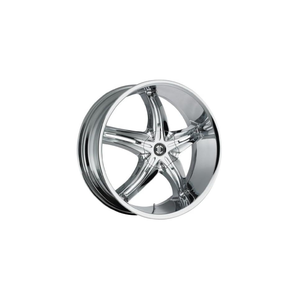 2Crave Alloy No.15 Chrome Wheel (24x10/10x135mm)