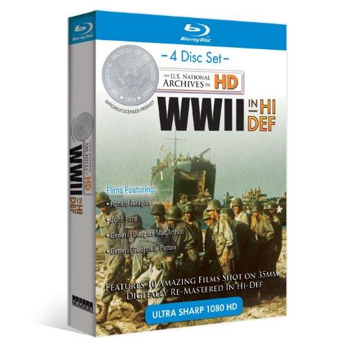 WWII in Hi Def [Blu-ray]