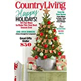 Country Living (2-year) ~ Hearst Magazines