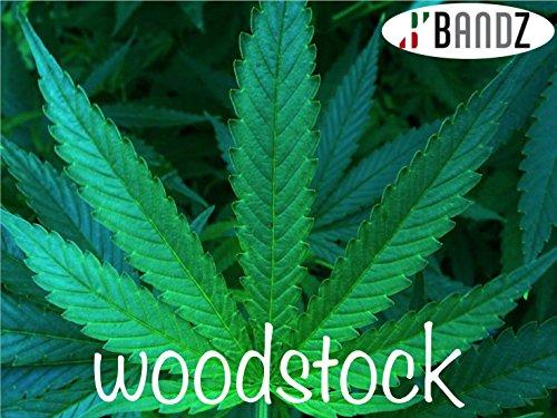 Aroma concentrato WOODSTOCK NO CBD- Flacone PE 10
