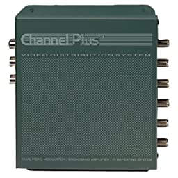 Channel Plus Whole-House Distribution Modulator \