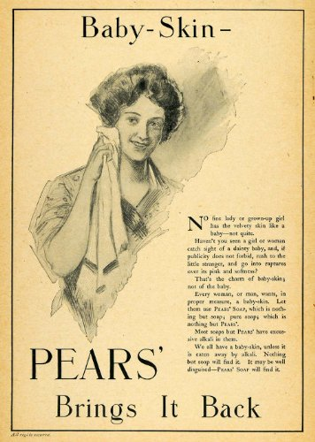 1903-ad-baby-skin-lady-pears-soap-unilever-oldest-brand-original-print-ad