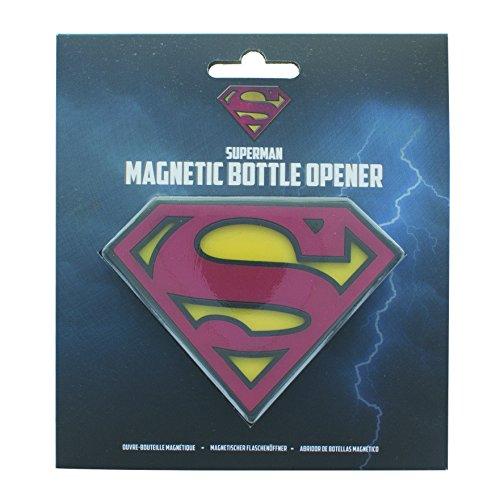 Paladone Superman Magnetic Bottle Opener (Fridge Opener compare prices)