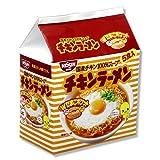[ラーメン] チキンラーメン / 日清チキンラーメン5食パック85g×5