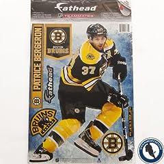 NHL Boston Bruins Patrice Bergeron Fathead Teammate by Fathead