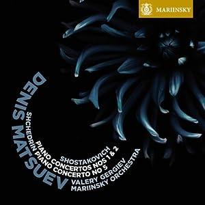 Shostakovich: Piano Concertos Nos. 1 & 2 (Matsuev/Mariinsky Orchestra/Gergiev)