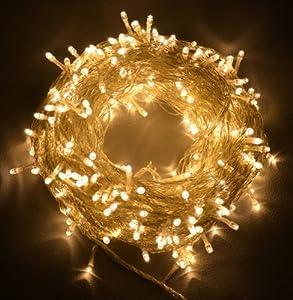 christmas party room with uk plug 8 modes lighting